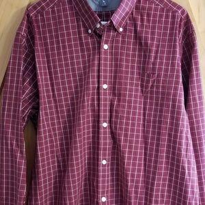 Eddie Bauer button down shirt